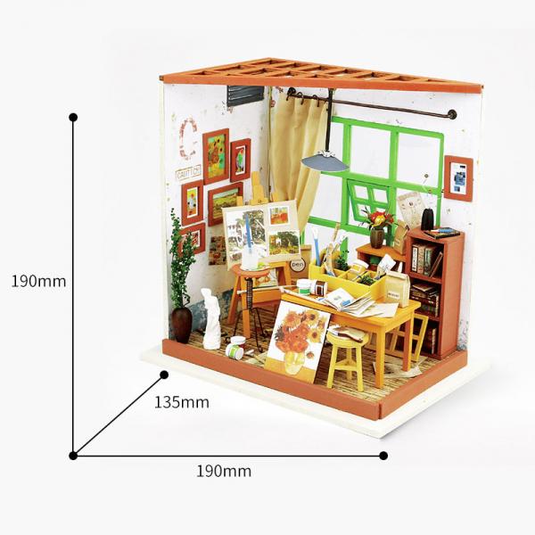 Puzzle 3D Ada's Studio [1]