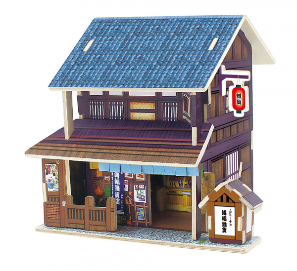 Puzzle 3D Grocery Store [0]