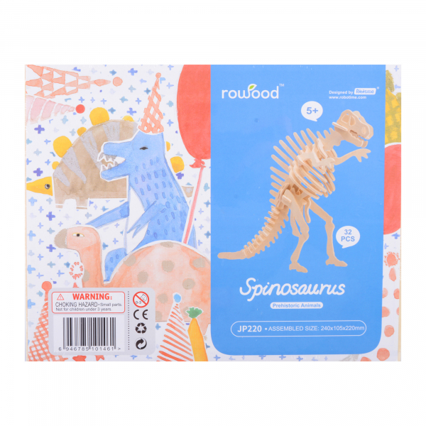 Puzzle 3D Spinosaurus [1]