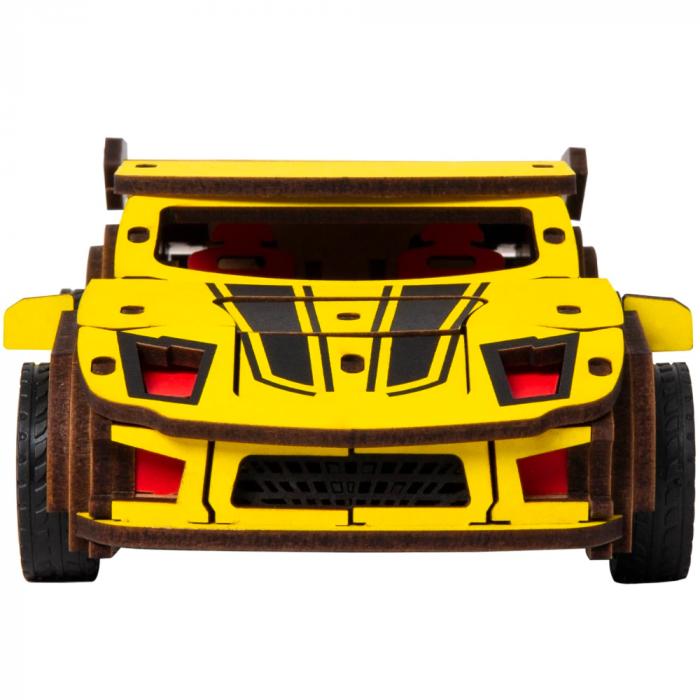 Puzzle 3D Sports Car [5]
