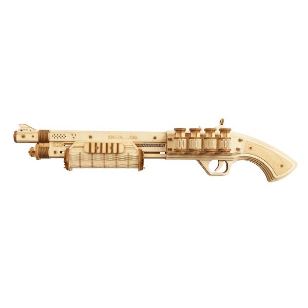 Puzzle 3D Terminator M870 Shotgun [0]