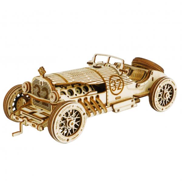 Puzzle 3D V8 Grand Prix Car [0]