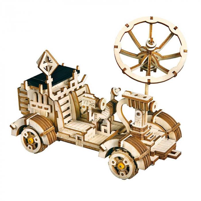 Puzzle 3D Rambler Rover [0]