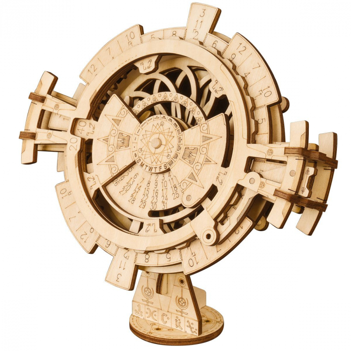 Puzzle 3D Perpetual Calendar [0]