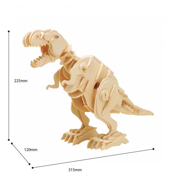 Puzzle 3D T-Rex [1]