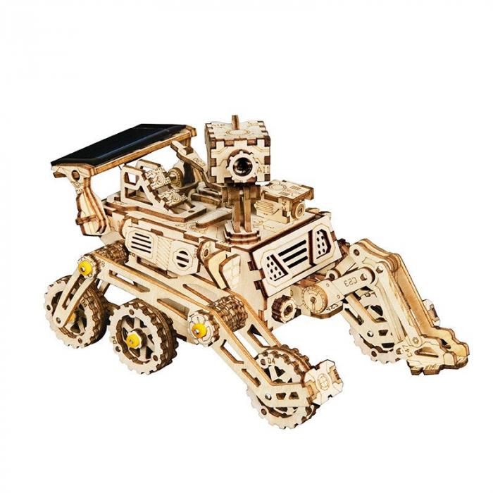 Puzzle 3D Harbinger Rover [0]