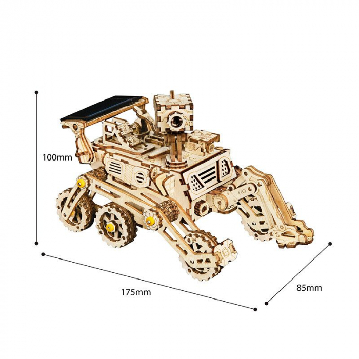Puzzle 3D Harbinger Rover [1]