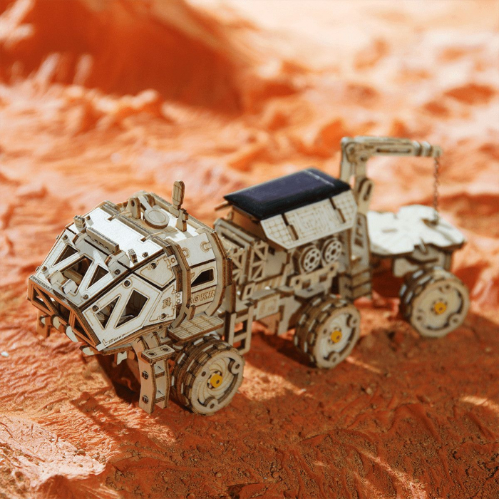 Puzzle 3D Navitas Rover [3]