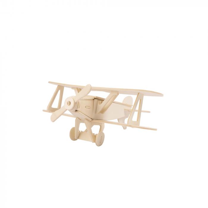 Puzzle 3D Biplane [1]