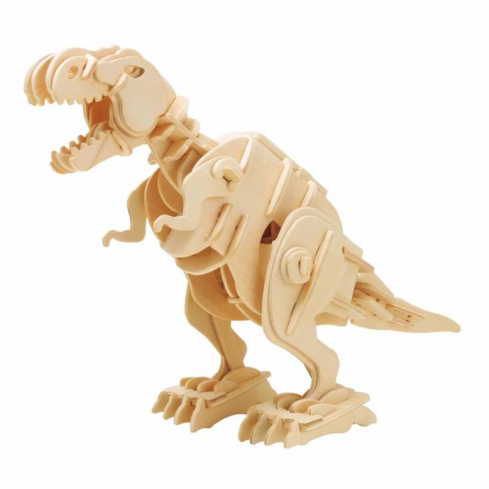 Puzzle 3D T-Rex [0]
