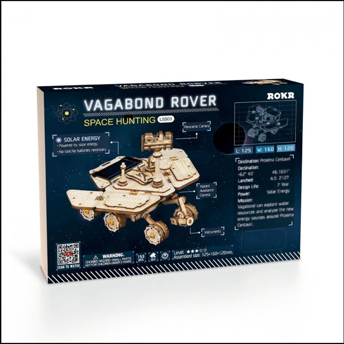 Puzzle 3D Vagabond Rover [2]