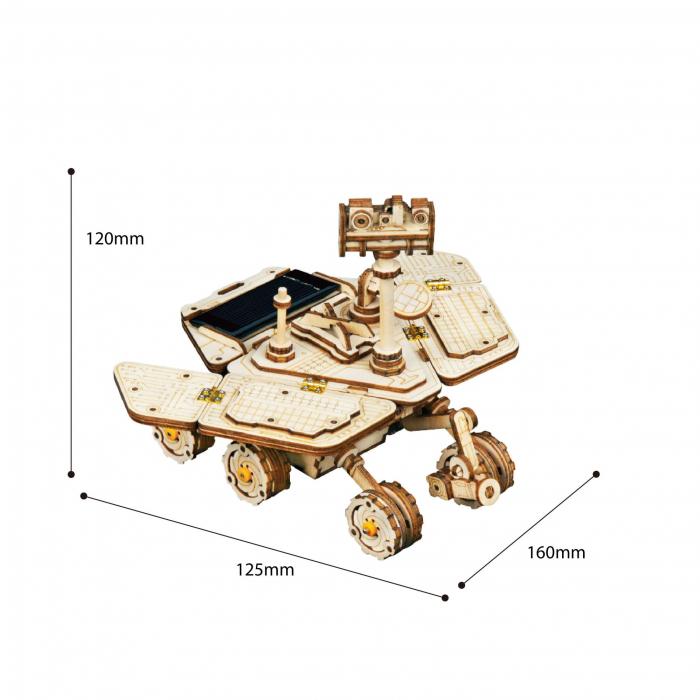 Puzzle 3D Vagabond Rover [1]