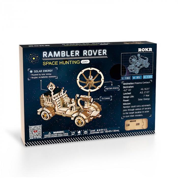 Puzzle 3D Rambler Rover [3]