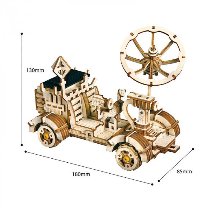 Puzzle 3D Rambler Rover [1]