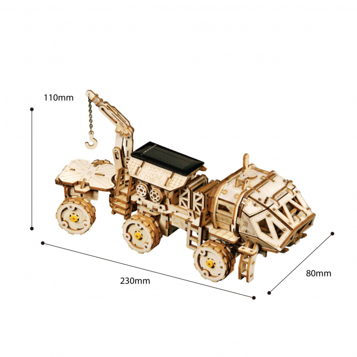 Puzzle 3D Navitas Rover [1]
