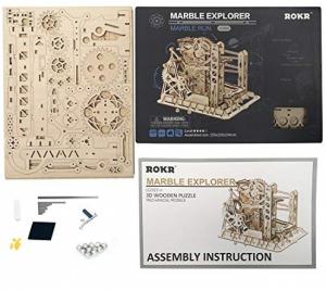 Puzzle 3D Marble Explorer [3]