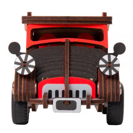 Puzzle 3D Beetle Car [4]