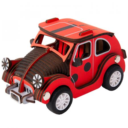 Puzzle 3D Beetle Car [0]