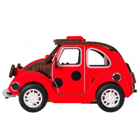 Puzzle 3D Beetle Car [5]