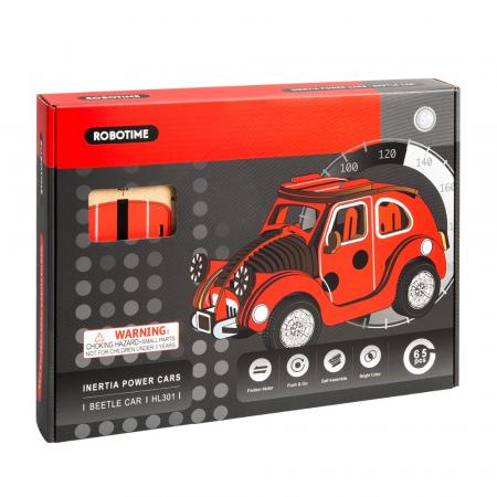 Puzzle 3D Beetle Car [2]