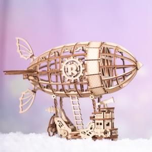 Puzzle 3D Airship [8]