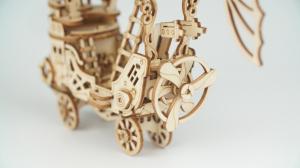 Puzzle 3D Airship [6]