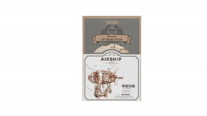 Puzzle 3D Airship [9]