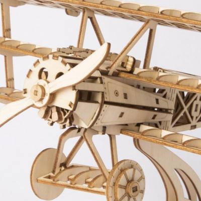Puzzle 3D Bi-Plane [5]