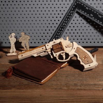Puzzle 3D Corsac M60 [5]