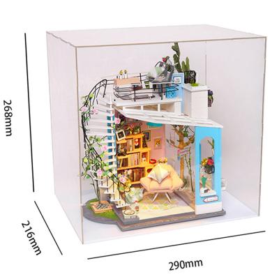 Puzzle 3D Dora's Loft [1]