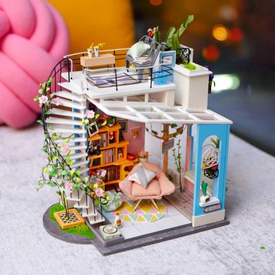 Puzzle 3D Dora's Loft [3]