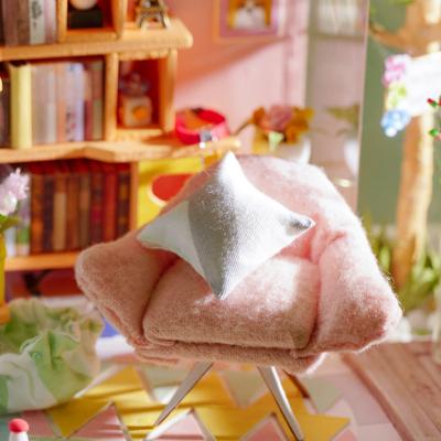 Puzzle 3D Dora's Loft [4]
