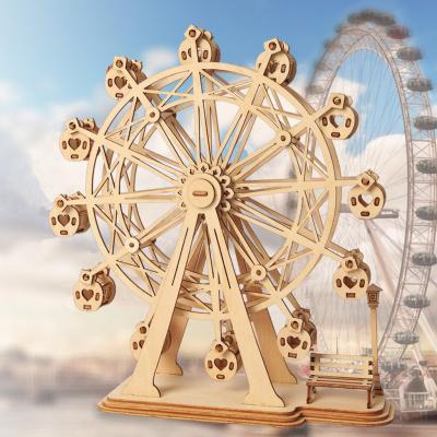 Puzzle 3D Ferris Wheel Rolife [4]