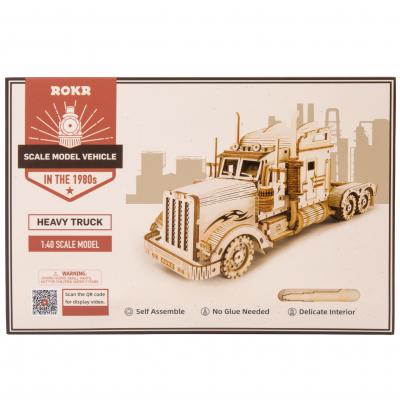 Puzzle 3D Heavy Truck [7]