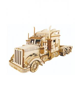 Puzzle 3D Heavy Truck [1]