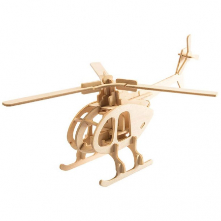 Puzzle 3D Helicopter [0]