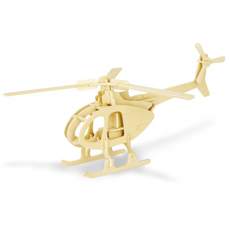 Puzzle 3D Helicopter [1]