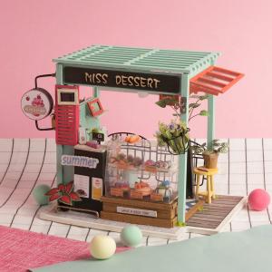 Puzzle 3D Ice Cream Station [5]