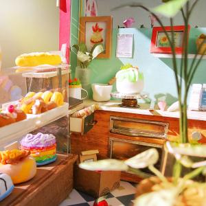 Puzzle 3D Ice Cream Station [4]