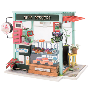 Puzzle 3D Ice Cream Station [0]