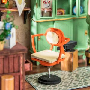 Puzzle 3D Jimmy's Studio [3]