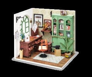 Puzzle 3D Jimmy's Studio [0]