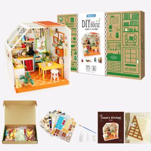 Puzzle 3D Jason's Kitchen [9]