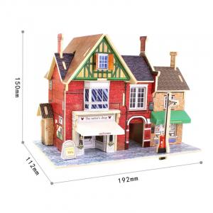 Puzzle 3D Tailor's Shop [1]