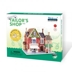 Puzzle 3D Tailor's Shop [5]