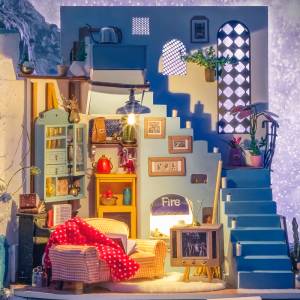 Puzzle 3D Joy's Peninsula Living Room [6]
