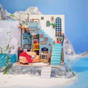 Puzzle 3D Joy's Peninsula Living Room [3]