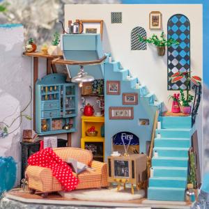 Puzzle 3D Joy's Peninsula Living Room [7]