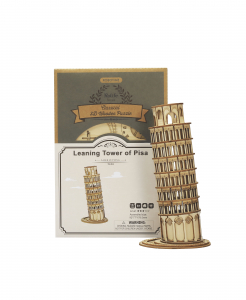 Puzzle 3D Leaning Tower of Pisa [2]