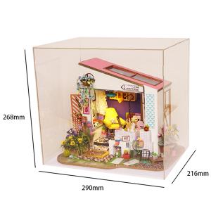 Puzzle 3D Lily's Porch [12]